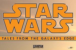 Quest游戏《星球大战&银行边缘传说( StarWars: Tales from the Galaxy's Edge)》机翻汉化版