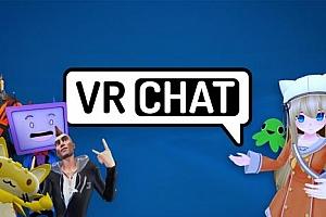 vrzwk汉化组SteamVR版《VRChat》汉化内测中